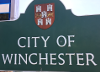 Winchester City Sign